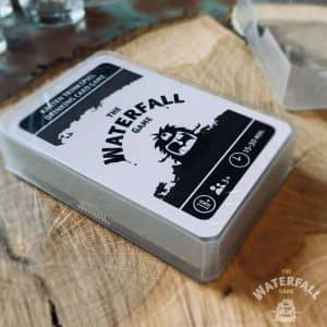 The Waterfall Game - Verpackung